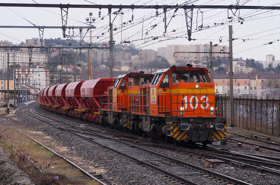 Colas Rail débarque en région lyonnaise