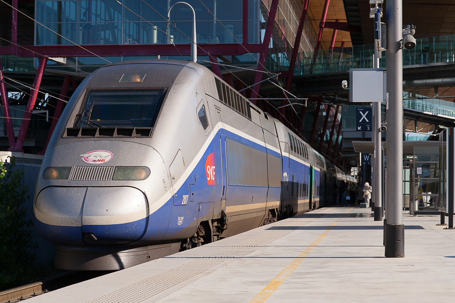Un nouveau TGV entre Annecy et Marseille