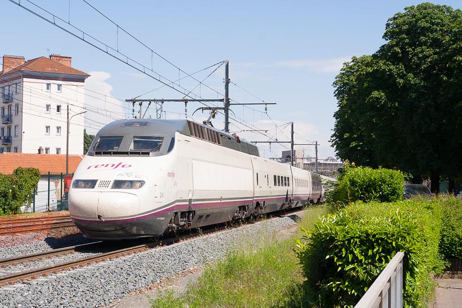 Le 1er TGV Lyon-Barcelone en décembre ?