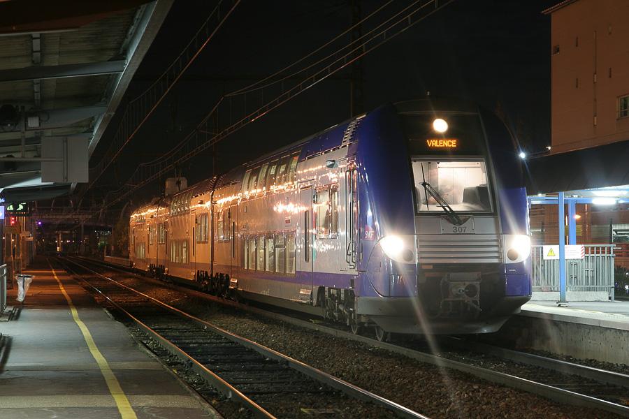 Fermeture du tunnel de la Croix-Rousse : et les TER ?