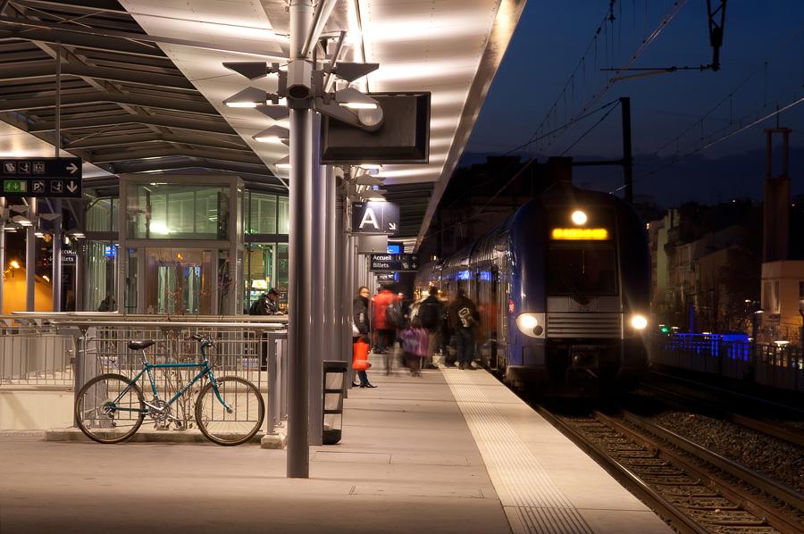 La SNCF dévoile son audit sur les lignes malades de la région Rhône-Alpes
