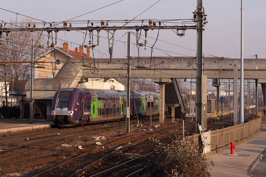Lignes malades : les mesures RFF/SNCF