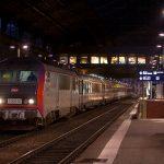 Retour des Intercités en rame tractée au départ de Lyon