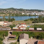 La rive droite du Rhône