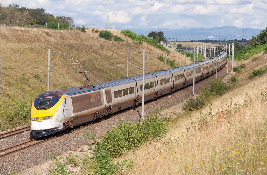 Eurostar teste une liaison Londres-Aix en Provence
