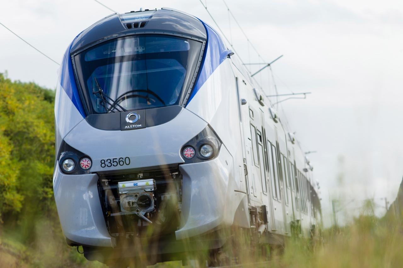 CEVA : Rhône-Alpes choisit le Régiolis Alstom