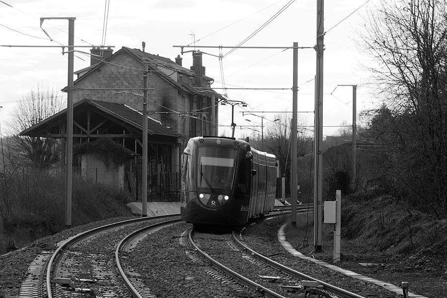 Tram-train : retour le 10 février ?