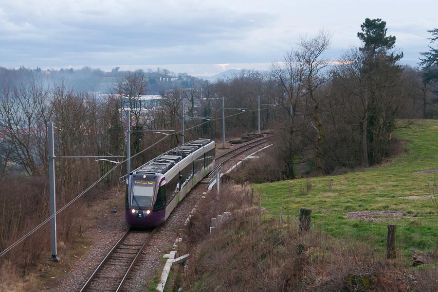 Ouest Lyonnais : tram-train, le retour !