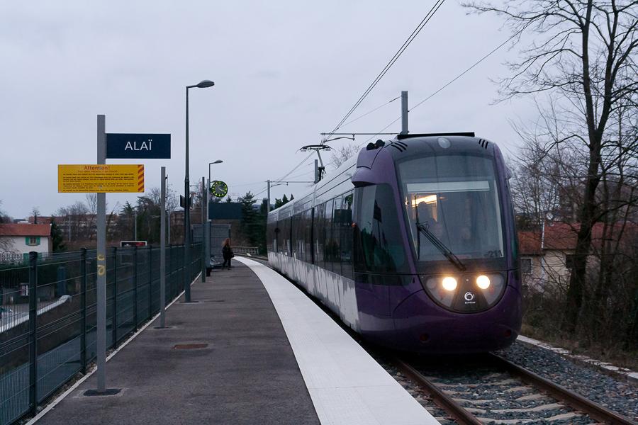 Le tram-train débarque enfin à Brignais