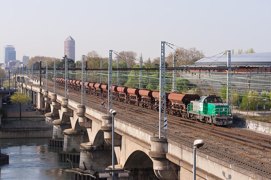 Les BB 60000 débarquent en Rhône-Alpes