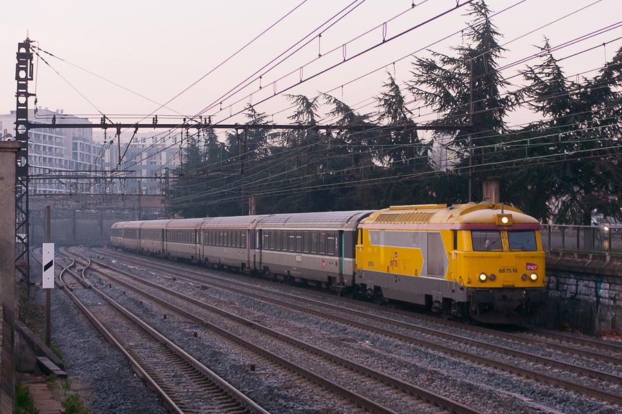 Rapport Druon : quel avenir pour les Intercités autour de Lyon ?