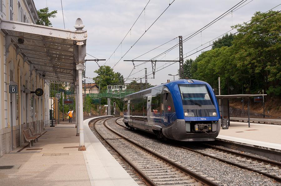 Retour des TER sur l'Ouest Lyonnais en attendant le tram-train