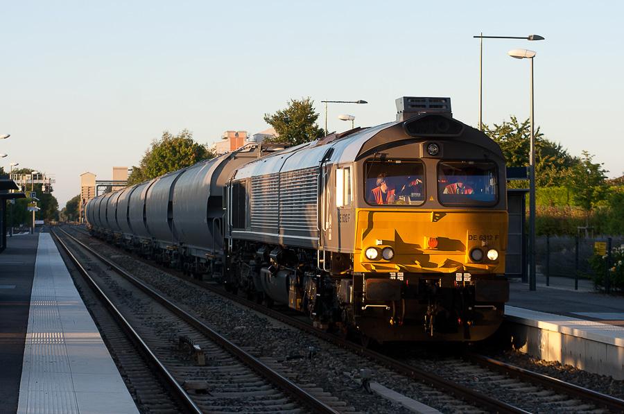 Les Class 77 VFLI  entrent en piste