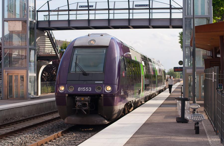 Fermetures en série de guichets SNCF en région lyonnaise