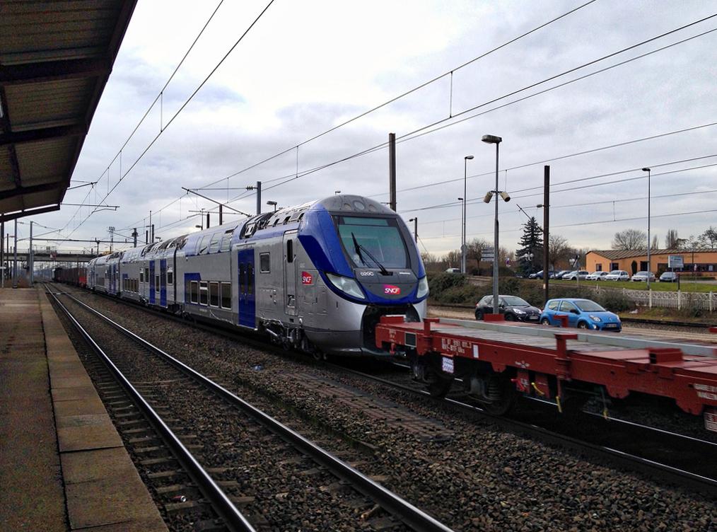Le Regio2N arrive en Rhône-Alpes