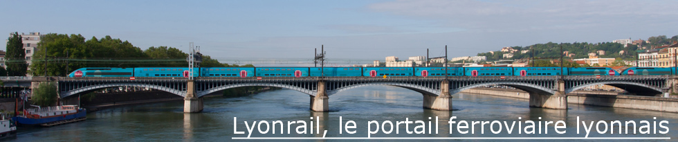 Lyonrail, le portail ferroviaire lyonnais Logo