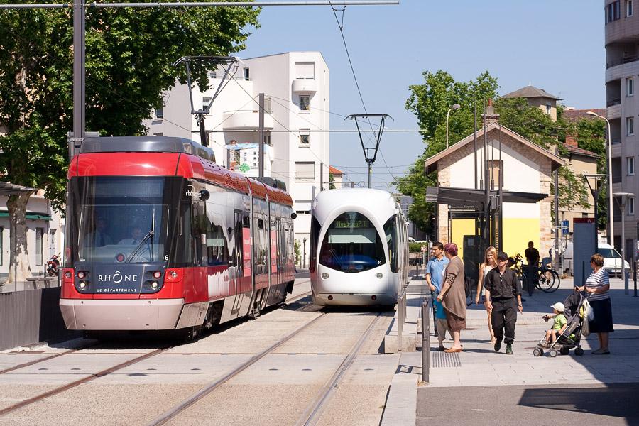 Rhônexpress : une chance pour la gare TGV ?
