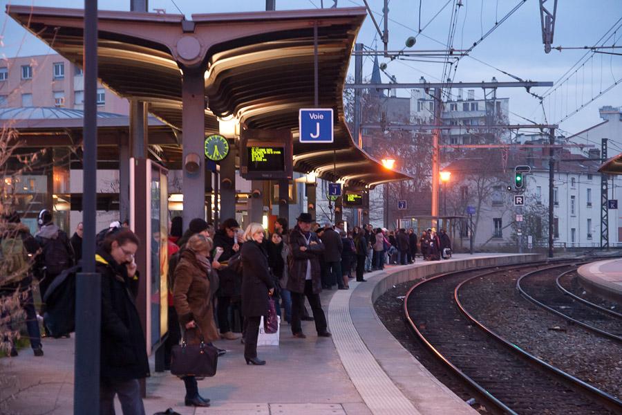 Fin de la grève dans la Loire